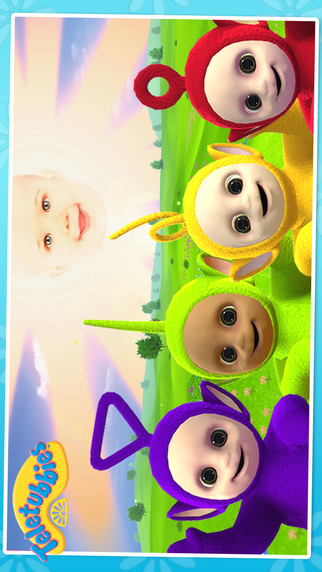Teletubbies: Laa-Laa's Dancing Game Screenshots