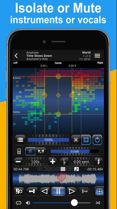 Anytune iPhone Screenshot 5