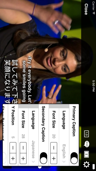 TEDiSUB - Enjoy TED Talks with Subtitles Screenshots