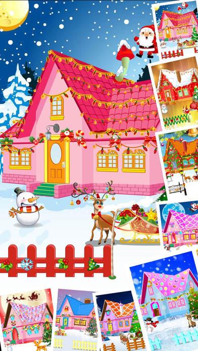 App shopper chrismas house decoration baby games games All home decoration games