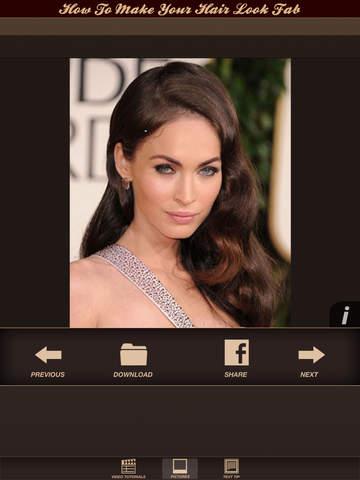 How to Make Your Hair Look Fab - Premium screenshot