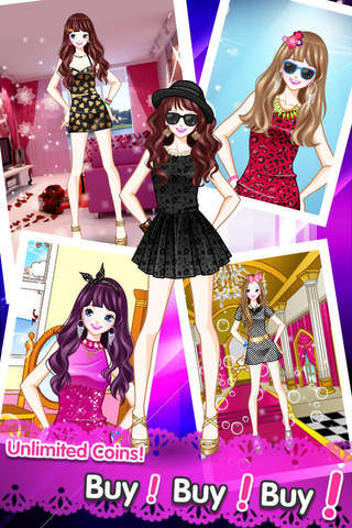 Fashion Makeover screenshot 4
