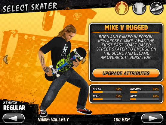 Mike V: Skateboard Party Screenshots