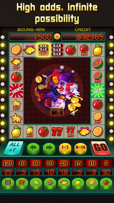 Screenshot 2 Fruit Slots: classic puzzle games