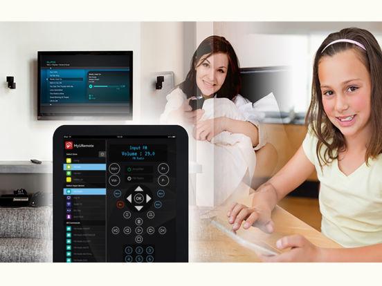 MyURemote - Universal Remote Control Screenshots