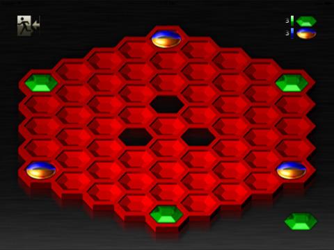 Hexxagon iPad Screenshot 1