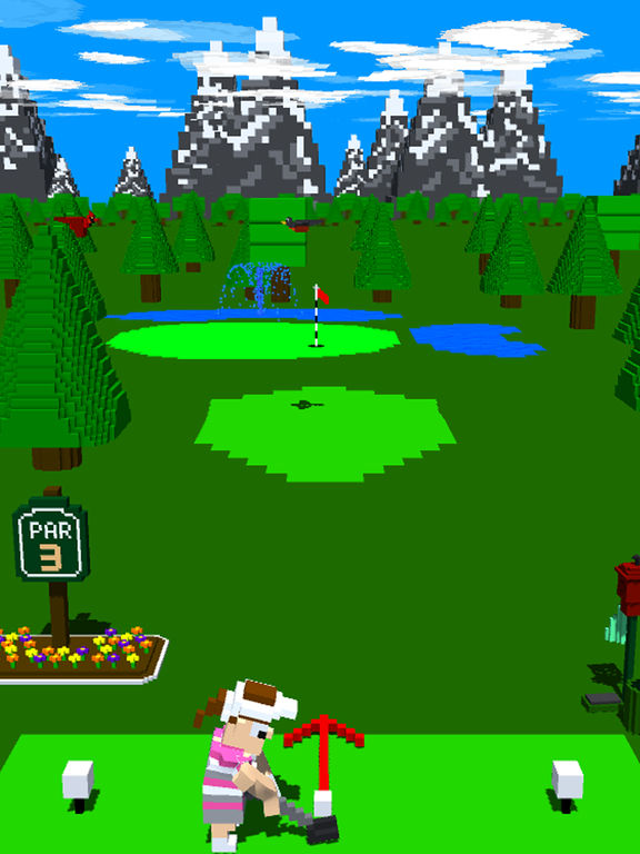 Tappy Golf Screenshot