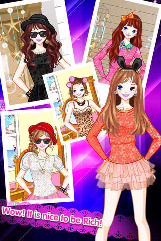 Fashion Makeover screenshot 3