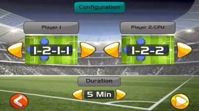 Finger Soccer Game ™ screenshot 3
