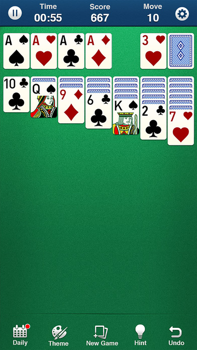 Screenshot 1 ▪ Solitaire