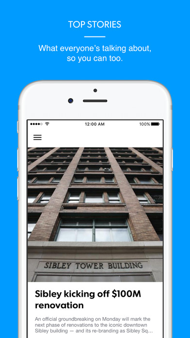 The Newark Advocate app image