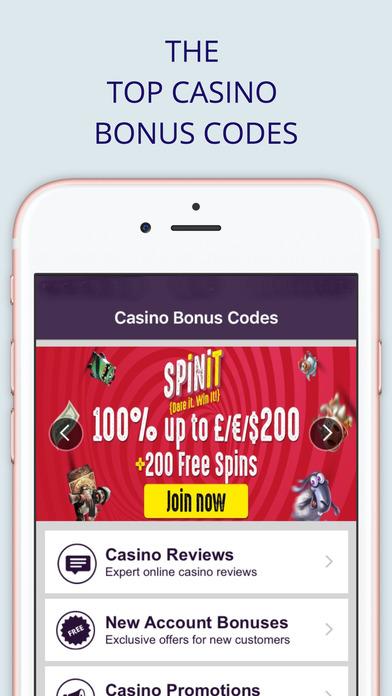 Online casino bonus codes 2 san diego casino age limits