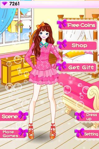 Fashion Makeover screenshot 1
