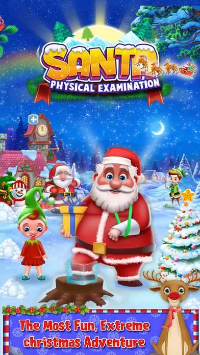 Santa Physical Examination screenshot 4