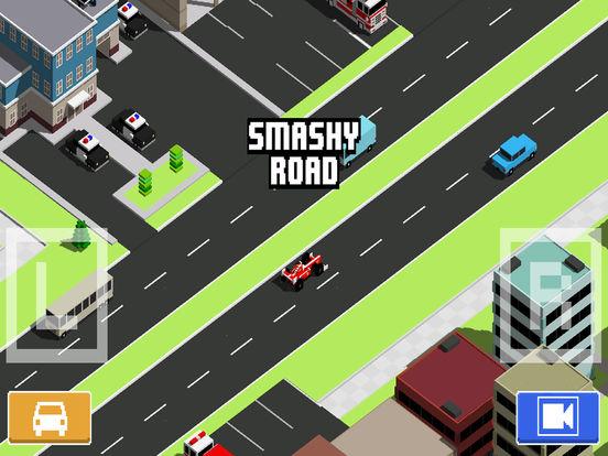 Smashy Road: Wanted screenshot 6