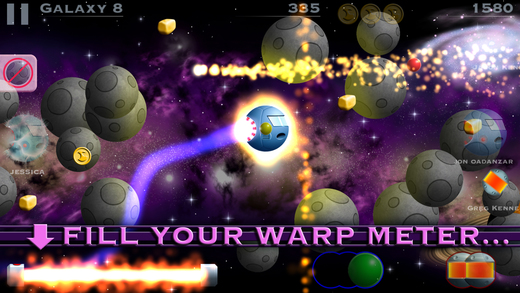 Warp Looter Screenshots