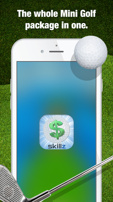 Screenshot 1 Golf Pro! eSports Golf Game