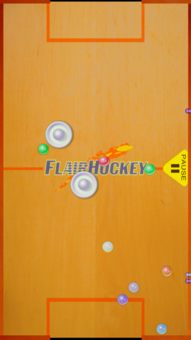 FlairHockey iPhone Screenshot 3
