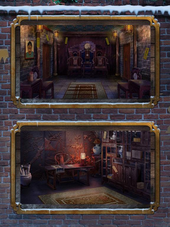App shopper room escape story 6 secret treasure games for Small room escape 12