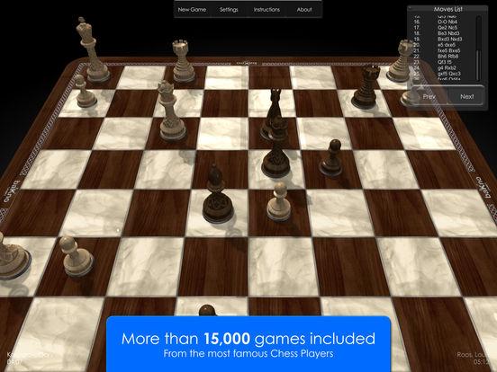 Chess HD iPad Screenshot 4