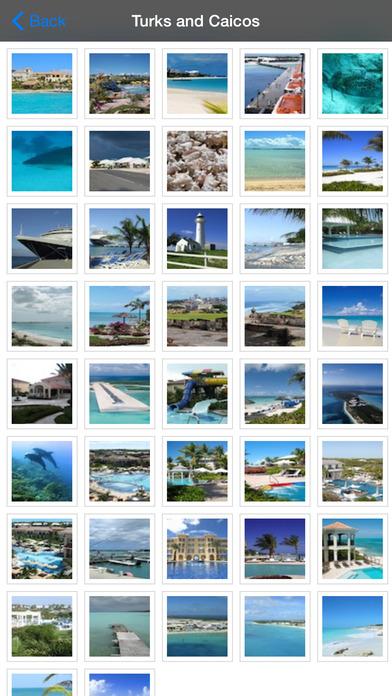 Turks and Caicos iPhone Screenshot 5