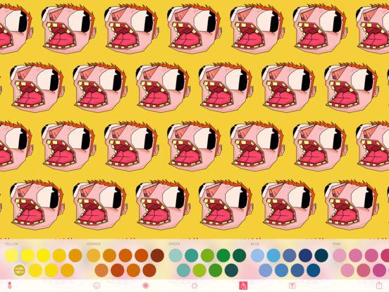 Screenshot #2 for Patternator Pattern Maker Backgrounds & Wallpapers