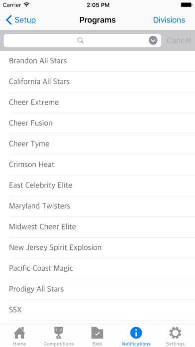 Cheer Updates screenshot 3