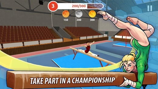 Champion Gymnast Balance 3D: Olympic Champions PRO Screenshots