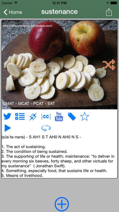 Phocabulary iPhone Screenshot 3