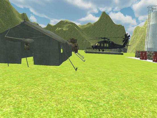 Off Road Army Oil Truck Drive screenshot 9