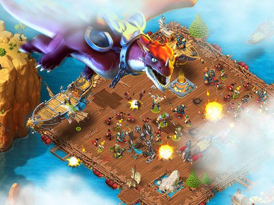 Cloud Raiders Скриншоты10