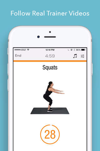 Sworkit: Workouts & Plans screenshot 4