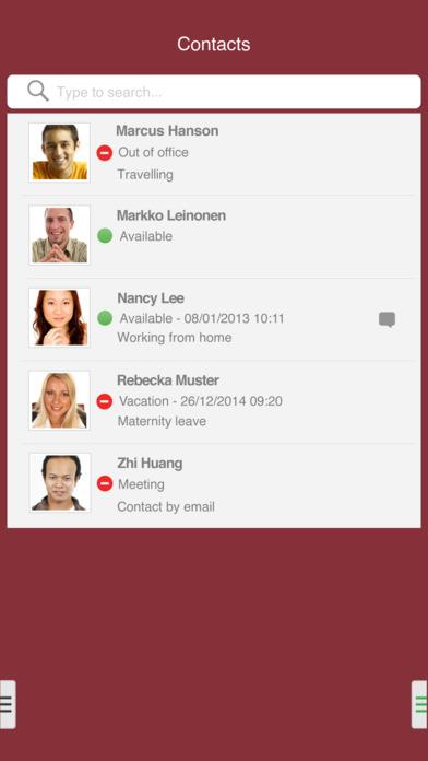 Solus Mobile iPhone Screenshot 2