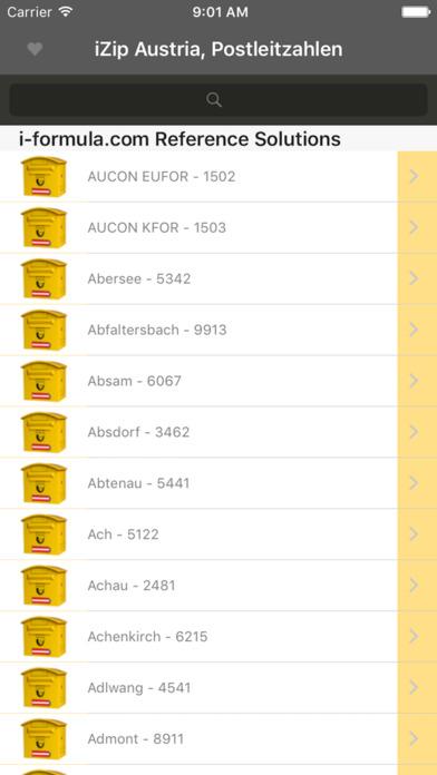 izip Austria iPhone Screenshot 1