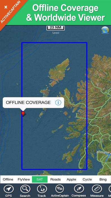 Marine: Hebrides HD iPhone Screenshot 5