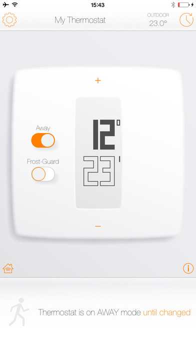 thermostat by netatmo on the app store