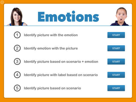 Emotions from I Can Do Apps on the App Store