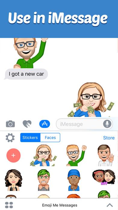 Emoji Me Face Maker screenshot 3