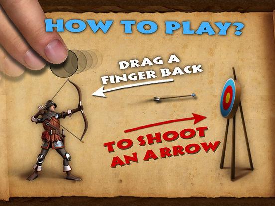 Archer's Quest iPad Screenshot 2