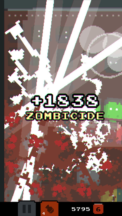 Zombiebucket Screenshot