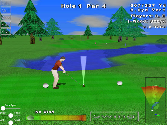GL Golf Lite iPad Screenshot 2