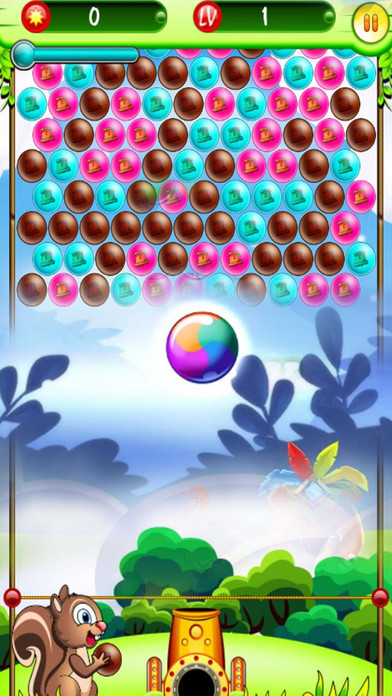 Screenshot 1 Ball Shooter Classic Free Edition
