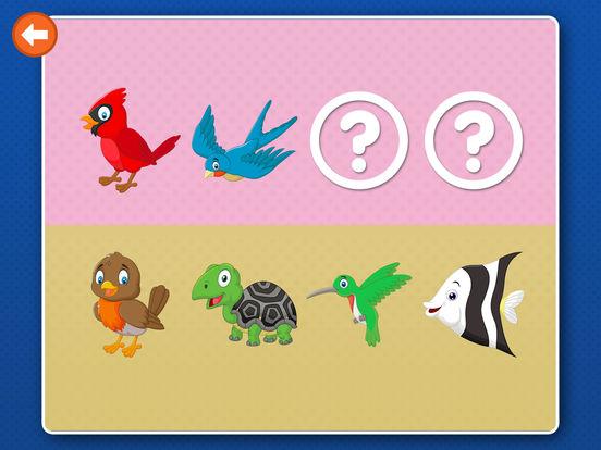 Логика: развивающие игры пазлы для малышей, детей Скриншоты9
