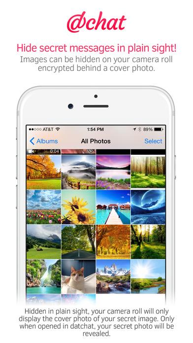 download DatChat Self-Destructing Messages apps 3
