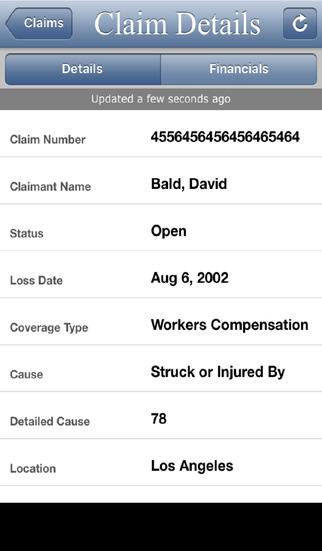 STARS Enterprise iPhone Screenshot 2