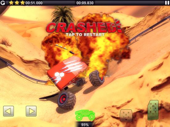 Screenshots of Offroad Legends Sahara for iPad