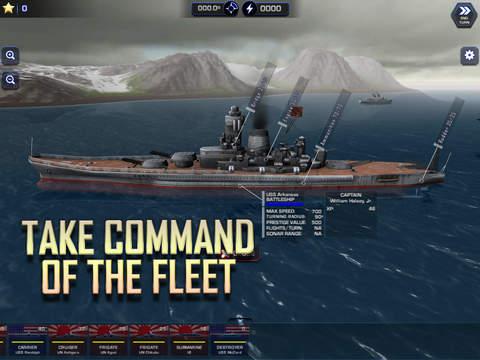 Battle Fleet 2: WW2 in the Pacific Screenshot