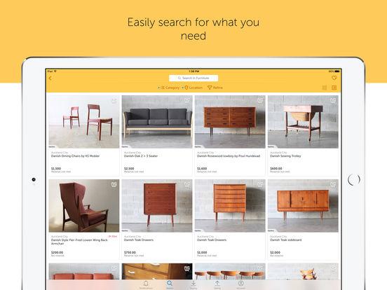 Trade Me iPad Screenshot 3