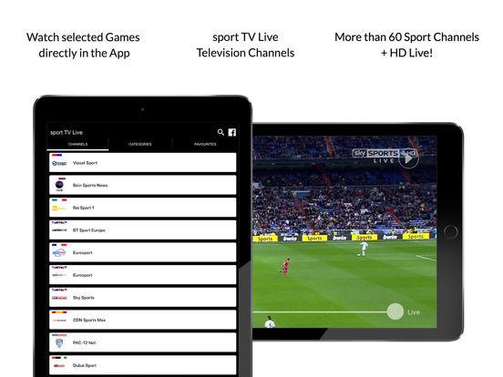 app sport live
