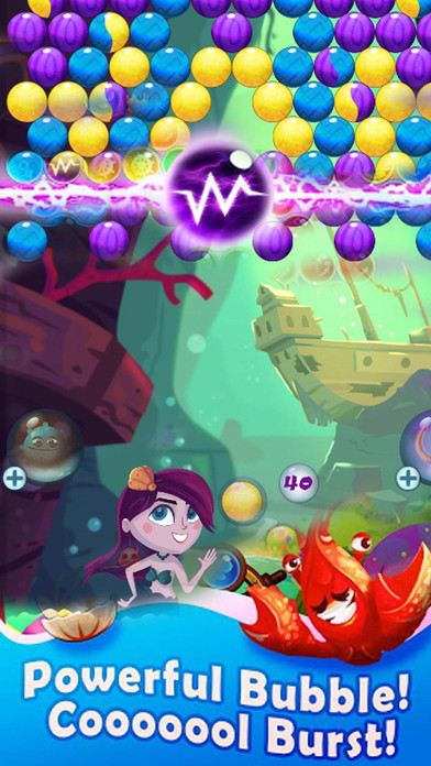 Bubble fish water for Bubble fish game